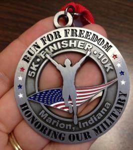 Super nice medal!