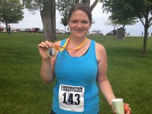 3rd half marathon DONE!