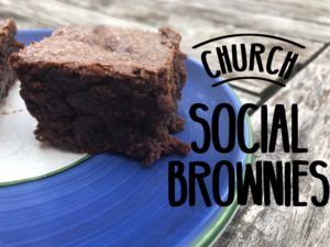 Church Social Brownies