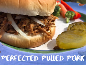 Perfected Pulled Pork